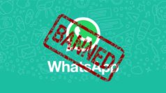 WhatsApp is banning certain users and deleting their chat history