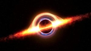 First black hole picture released