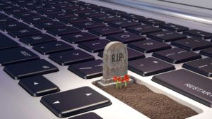 What happens to your Facebook page after you die?