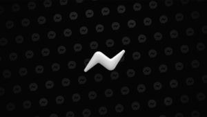How to activate Messenger dark mode
