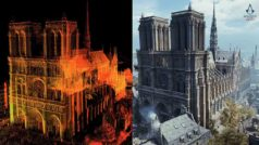 Notre Dame fire: The apps that could help rebuild Paris' historic cathedral