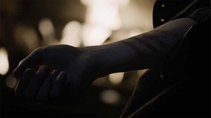 Night King's mark on Bran