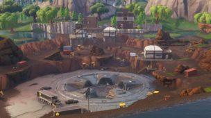 Fortnite: Loot Lake dig site revealed