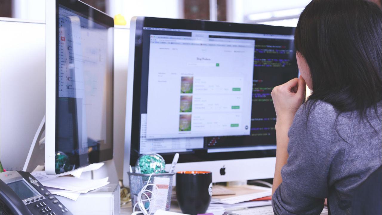 multiple monitors productivity benefits