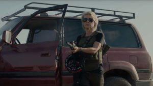 Linda Hamilton is back to fight in Terminator: Dark Fate trailer