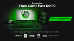 Xbox Game Pass coming to Windows 10