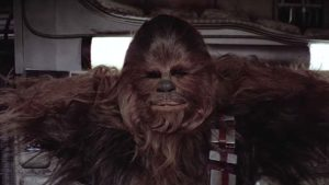 Peter Mayhew and Chewbacca's impact