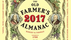 Where to find a digital farmers' almanac