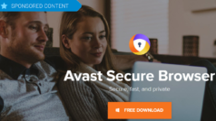 Avast Secure Browser sets the benchmark for security and privacy