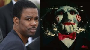 Chris Rock (yes, that Chris Rock) is reviving Saw (yes, that Saw)