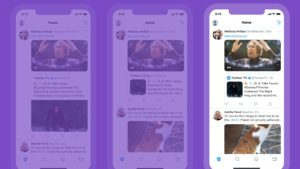New Twitter feature has more Retweet options