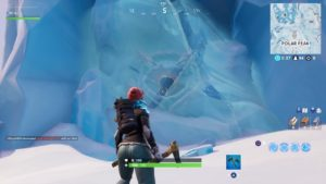 Fortnite: Is Godzilla hiding beneath Polar Peak?