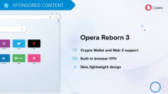 How to use the free unlimited VPN included in Opera