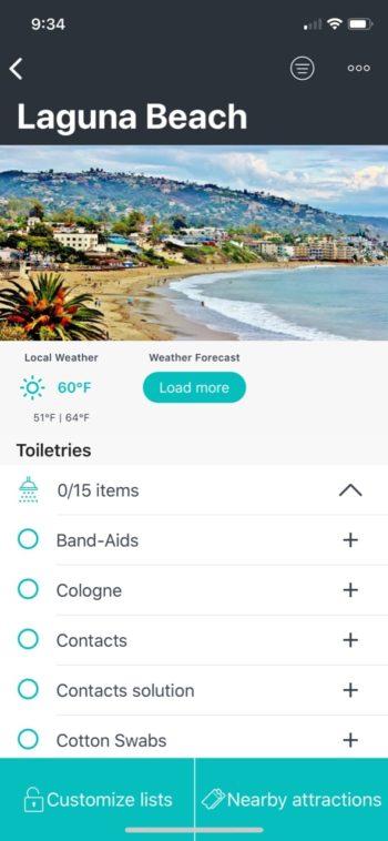 PAckr Laguna Beach