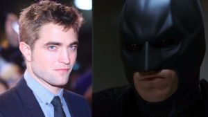 Robert Pattinson is the next Batman… we're being serious
