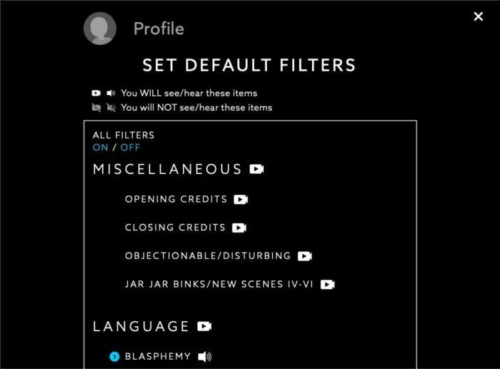 Mas Filters