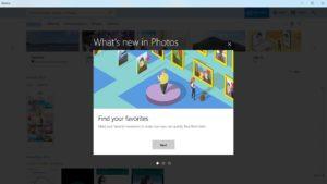 Microsoft Photos can now help you find what you're looking for