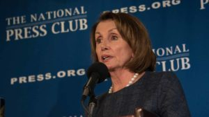 Next-gen political manipulation: Altered videos of Nancy Pelosi spread online