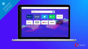 If you use WhatsApp or Facebook Messenger, you have to check out the Opera browser
