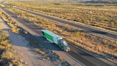 U.S. Postal Service testing self-driving trucks