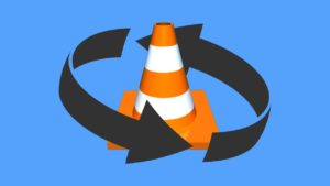 How to rotate video in VLC