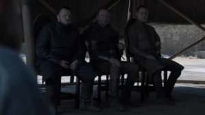 Whoops: Game of Thrones finale features plastic water bottle