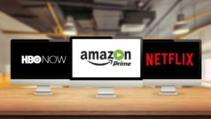 Netflix vs HBO NOW vs Amazon Prime Video