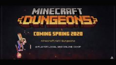 Minecraft Dungeons coming to Xbox One, Nintendo Switch, PS4