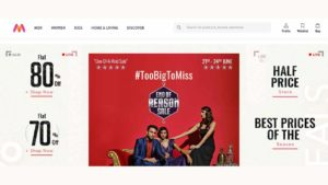 Guide to Myntra: India's most popular fashion app