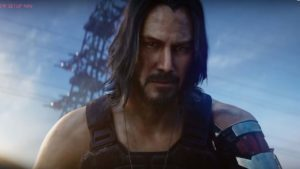 Keanu Reeves is in Cyberpunk 2077! This is not a drill!