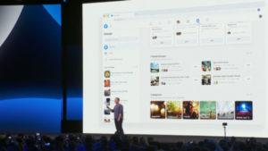 What's new with Facebook's redesign
