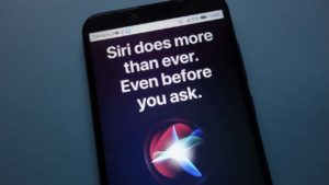 Siri is listening in on your private conversations