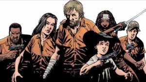 'The Walking Dead' comic series is over