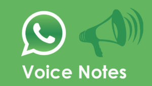WhatsApp is testing a new voice note feature for iOS
