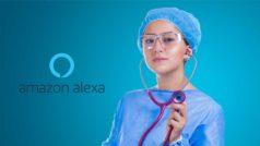 Amazon's Alexa to start dispensing health advice