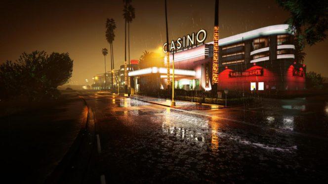 GTA Online is finally getting a casino