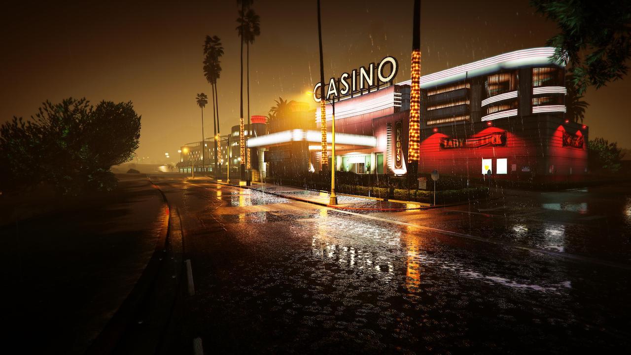 gta 5 casino opening date