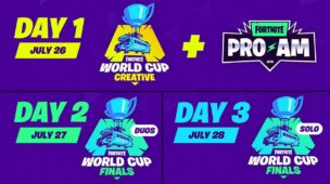 Watch the Fortnite World Cup Finals now