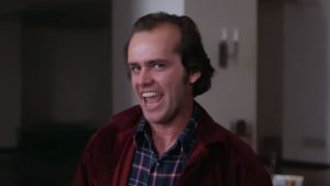 Watch: Jim Carrey face-swapped with Jack Nicholson in 'The Shining'