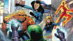 Marvel's last chance to save the Fantastic Four