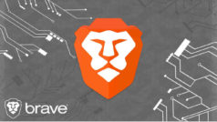 Browse privately with Brave