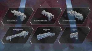 Apex Legends quick gun reference sheet reveals weapon stats