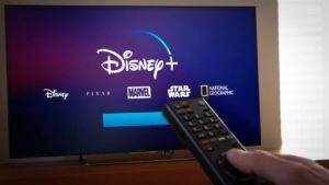 Don't expect to be able to let friends use your Disney+ account like you do with Netflix