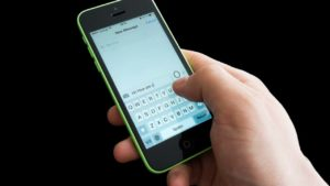 iPhones can be hacked just by receiving a text