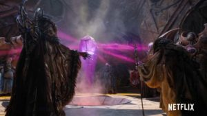 Netflix shares jaw-dropping new 'Dark Crystal' trailer