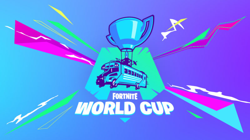 Fortnite World Cup highlight reel