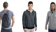 The Hero Hoodie is a simple solution to a common problem