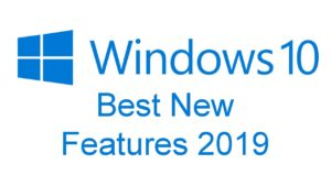 All the new Windows 10 features from 2019