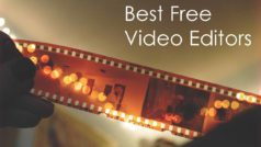 The best free video editing software of 2019