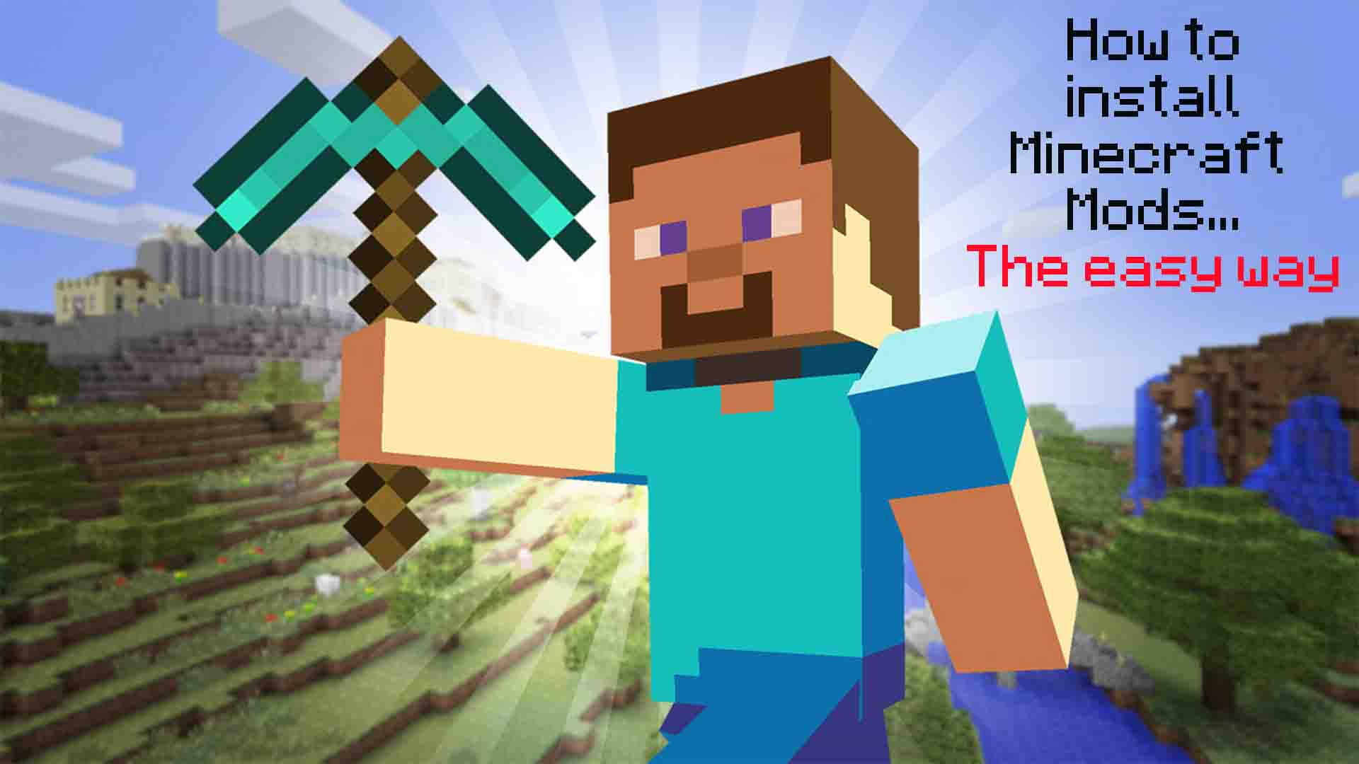 How to install Minecraft mods the easy way